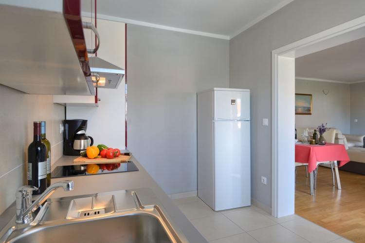 VakantiehuisKroatië - Istrië: Two-Bedroom Apartment Hope V with Balcony near Por  [17]