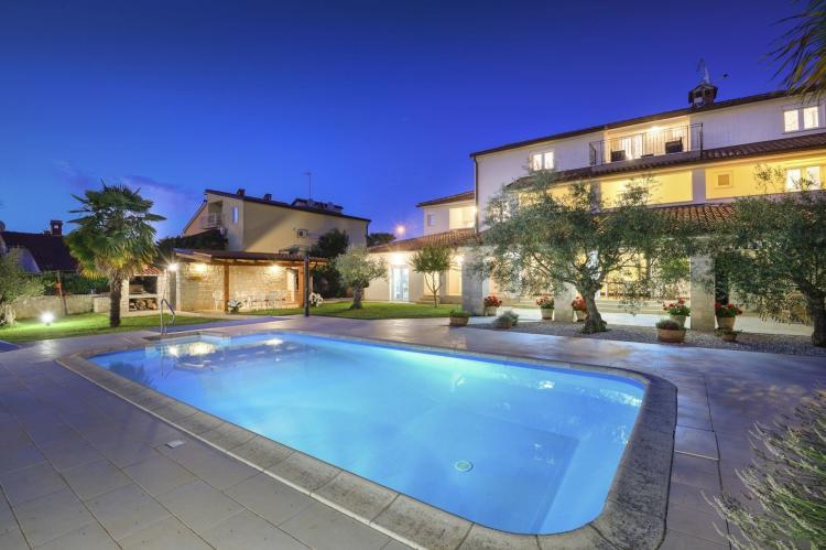 FerienhausKroatien - Istrien: Two-Bedroom Apartment Hope V with Balcony near Por  [38]