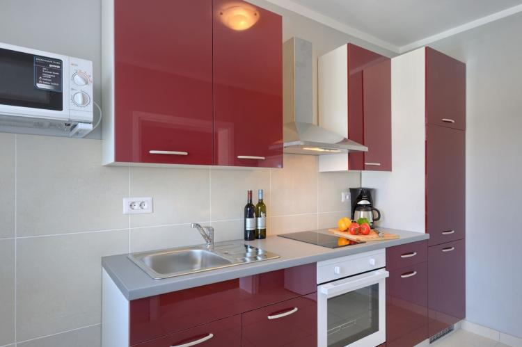 VakantiehuisKroatië - Istrië: Two-Bedroom Apartment Hope V with Balcony near Por  [6]