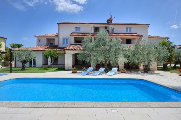 VakantiehuisKroatië - Istrië: Two-Bedroom Apartment Hope V with Balcony near Por  [3]