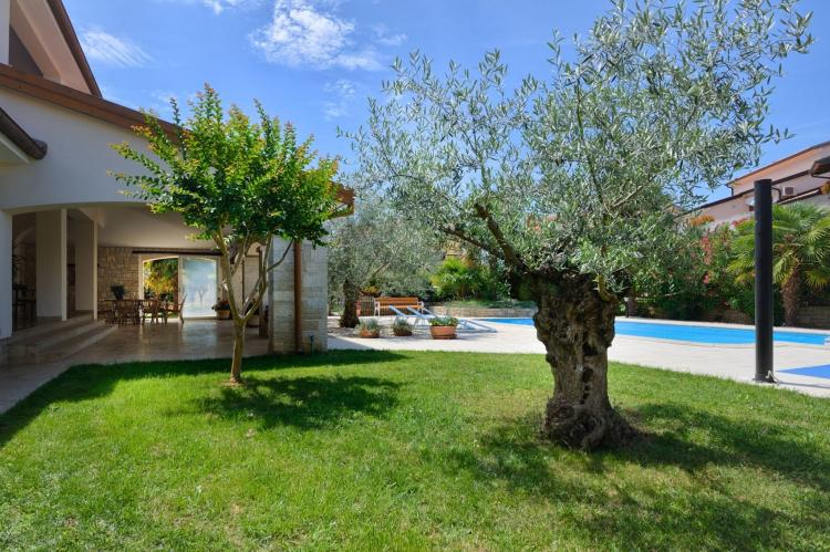 FerienhausKroatien - Istrien: Two-Bedroom Apartment Hope V with Balcony near Por  [25]