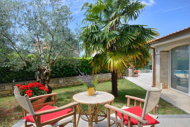 FerienhausKroatien - Istrien: Two-Bedroom Apartment Hope V with Balcony near Por  [26]