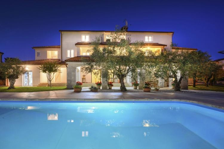 VakantiehuisKroatië - Istrië: Two-Bedroom Apartment Hope V with Balcony near Por  [1]