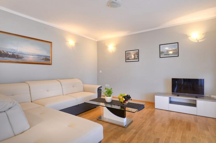 VakantiehuisKroatië - Istrië: Two-Bedroom Apartment Hope V with Balcony near Por  [2]