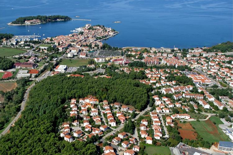 FerienhausKroatien - Istrien: Two-Bedroom Apartment Hope V with Balcony near Por  [33]