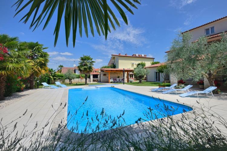 FerienhausKroatien - Istrien: Two-Bedroom Apartment Hope V with Balcony near Por  [12]
