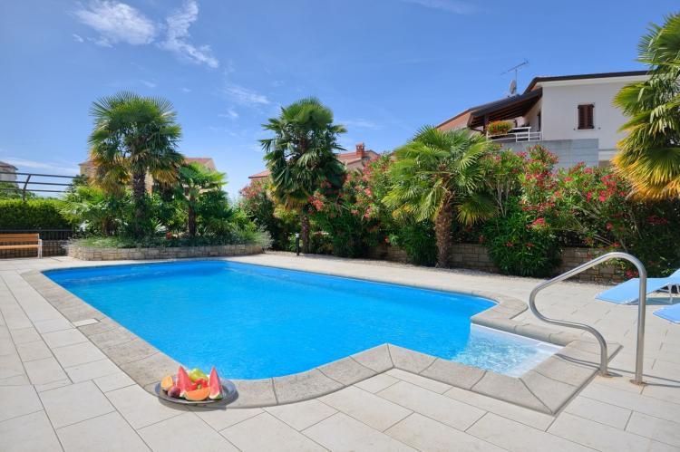 VakantiehuisKroatië - Istrië: Two-Bedroom Apartment Hope V with Balcony near Por  [11]