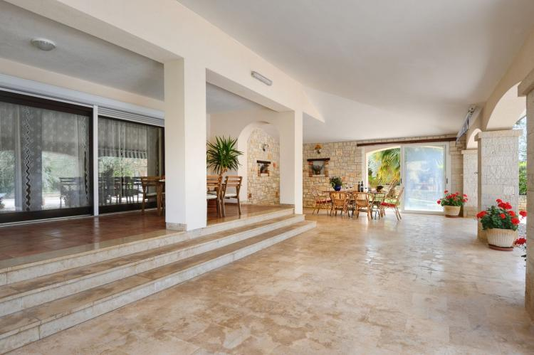 FerienhausKroatien - Istrien: Two-Bedroom Apartment Hope V with Balcony near Por  [39]