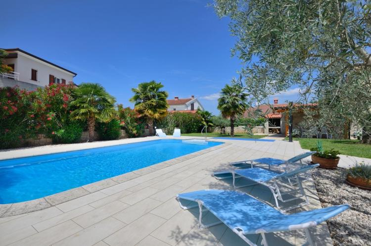 VakantiehuisKroatië - Istrië: Two-Bedroom Apartment Hope V with Balcony near Por  [8]