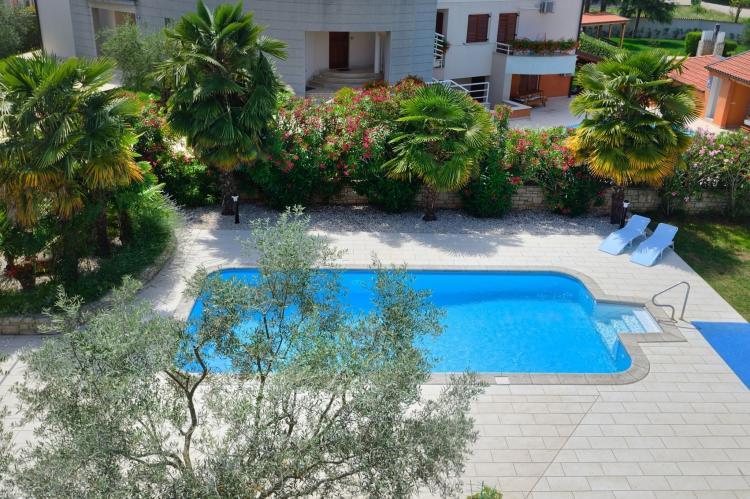 VakantiehuisKroatië - Istrië: Two-Bedroom Apartment Hope V with Balcony near Por  [13]