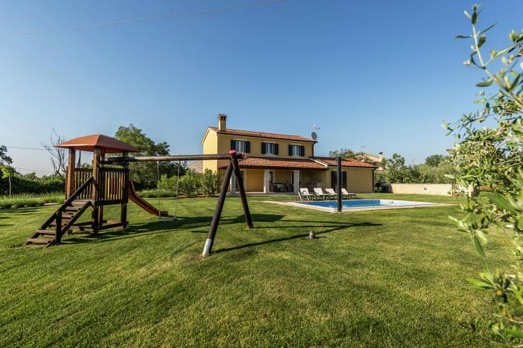 VakantiehuisKroatië - Istrië: Villa Danelon with Pool and Olive Grove View  [6]