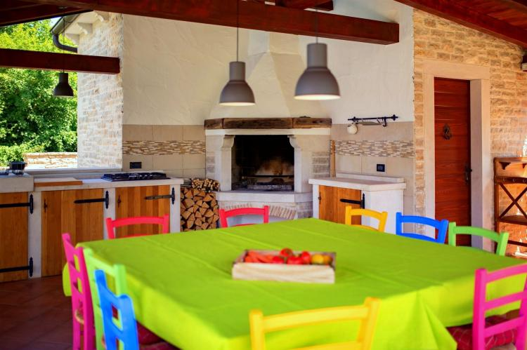 Holiday homeCroatia - Istra: Villa Artien  [32]