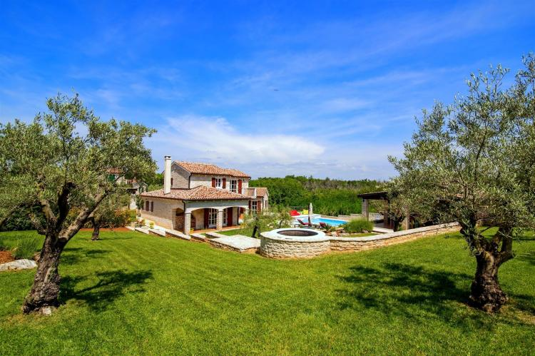Holiday homeCroatia - Istra: Villa Artien  [4]