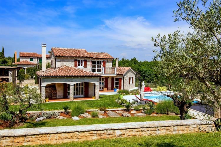 Holiday homeCroatia - Istra: Villa Artien  [3]