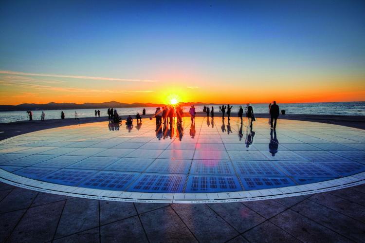 VakantiehuisKroatië - Kvarner: Beautiful Villa Petra with Summer Kitchen and Pool  [34]