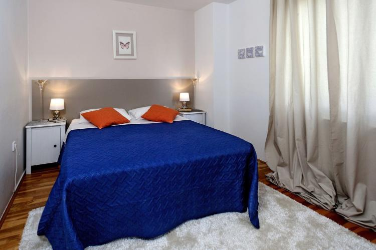 VakantiehuisKroatië - Istrië: Apartment Doris with Private Pool and large Garden  [21]