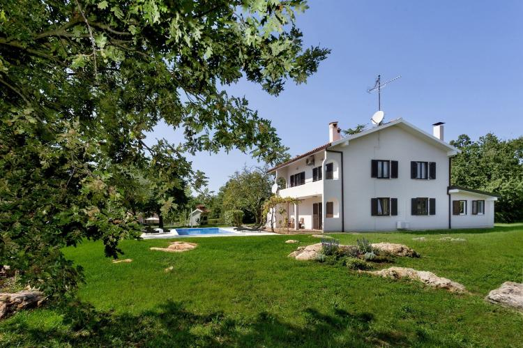 VakantiehuisKroatië - Istrië: Apartment Doris with Private Pool and large Garden  [30]