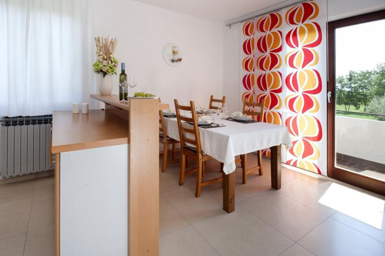 VakantiehuisKroatië - Istrië: Apartment Doris with Private Pool and large Garden  [18]