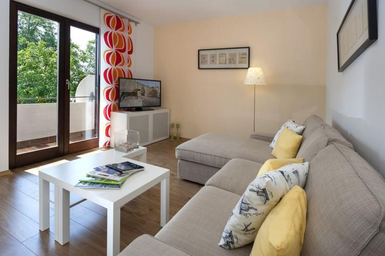 VakantiehuisKroatië - Istrië: Apartment Doris with Private Pool and large Garden  [14]