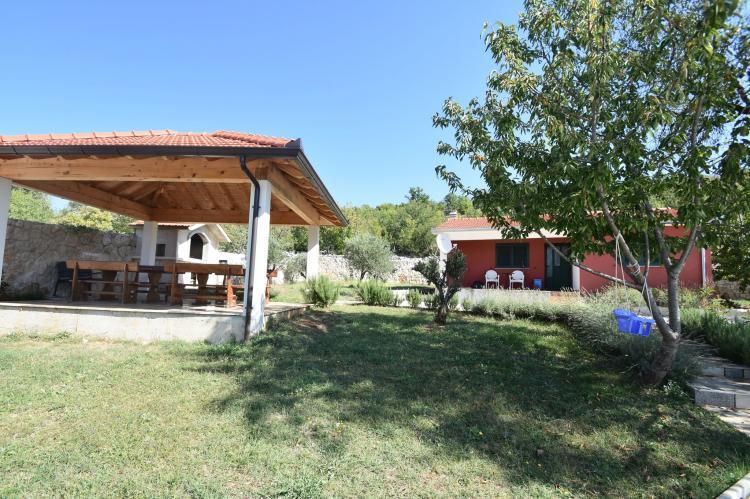 VakantiehuisKroatië - Midden Dalmatië: Villa Mirjana  [29]