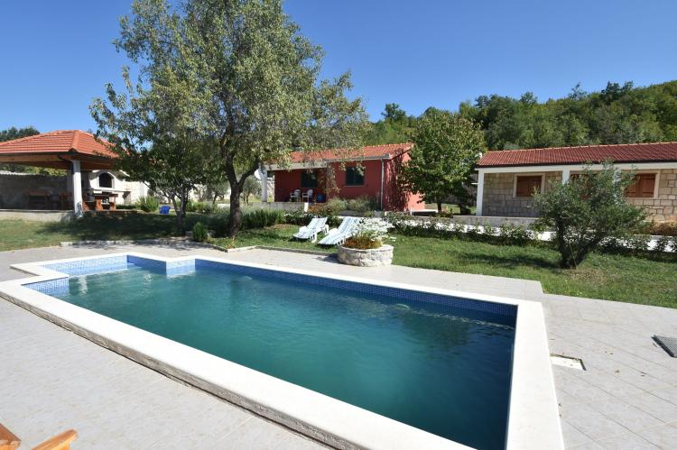 VakantiehuisKroatië - Midden Dalmatië: Villa Mirjana  [5]