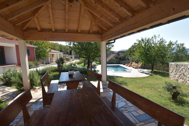 VakantiehuisKroatië - Midden Dalmatië: Villa Mirjana  [24]