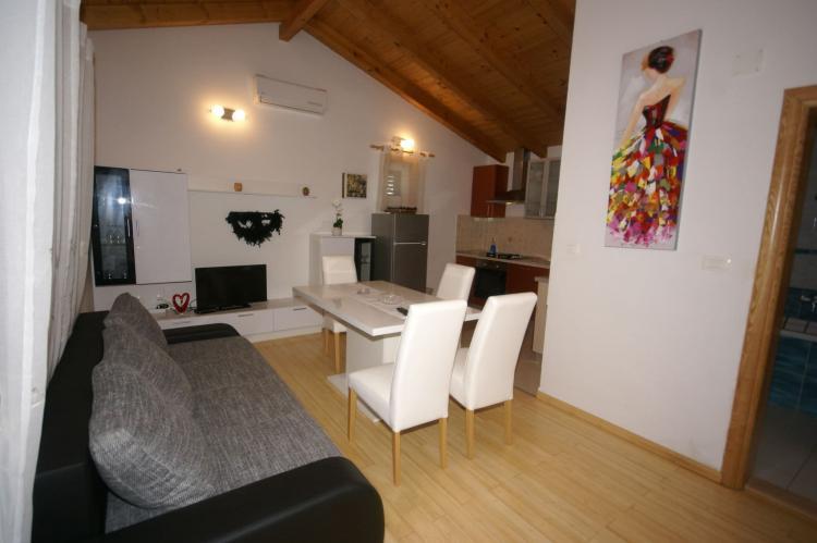 VakantiehuisKroatië - Midden Dalmatië: Villa Mirjana  [12]