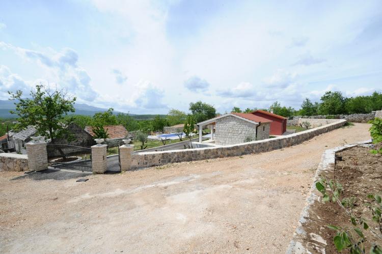 VakantiehuisKroatië - Midden Dalmatië: Villa Mirjana  [30]