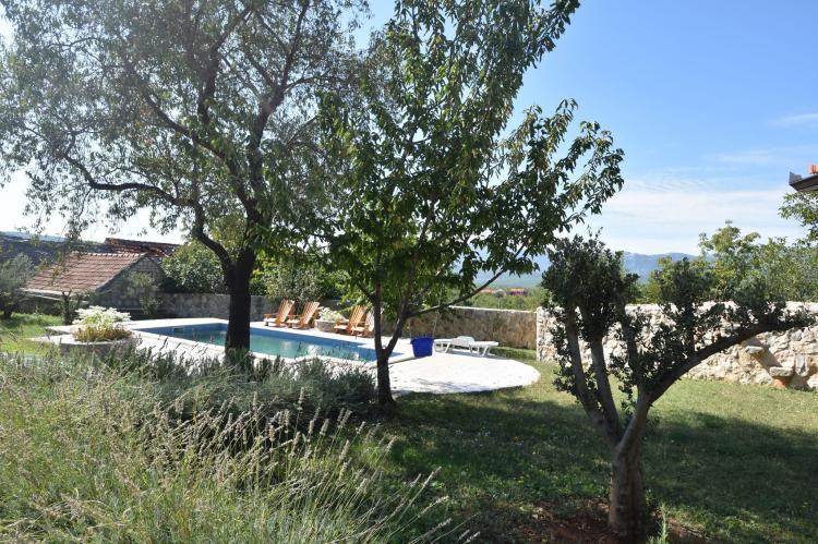 VakantiehuisKroatië - Midden Dalmatië: Villa Mirjana  [27]