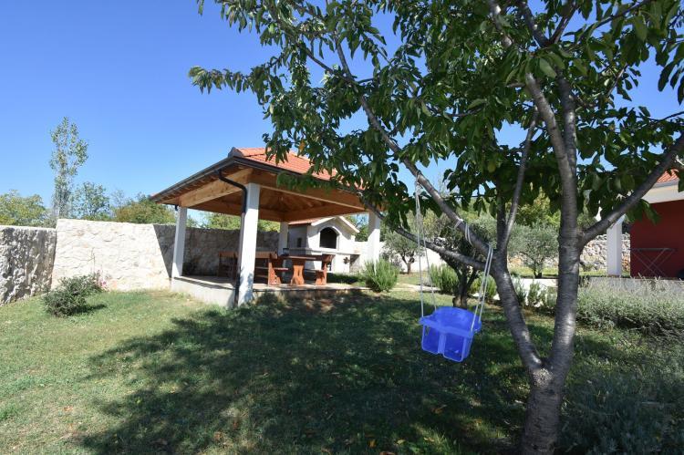 VakantiehuisKroatië - Midden Dalmatië: Villa Mirjana  [28]