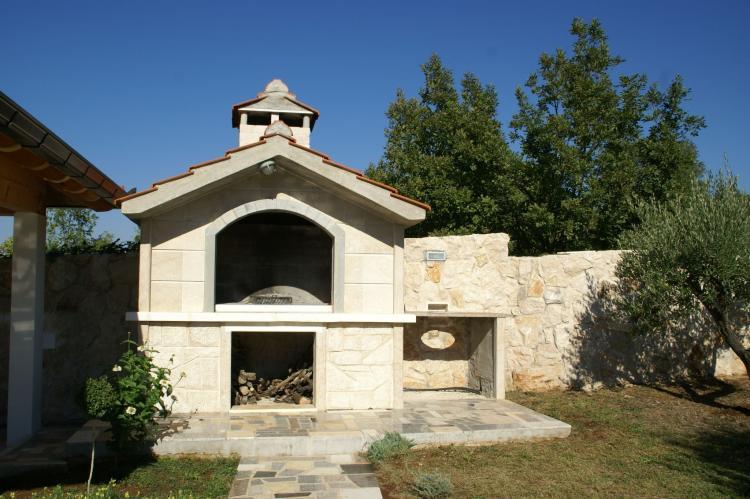 VakantiehuisKroatië - Midden Dalmatië: Villa Mirjana  [32]