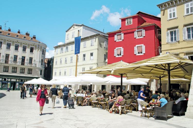 Holiday homeCroatia - Central Dalmatia: Villa Mirjana  [31]