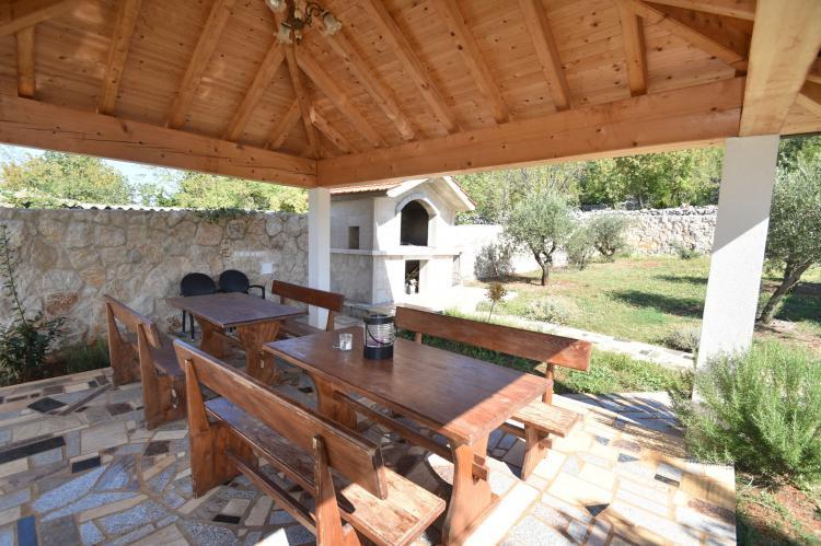 VakantiehuisKroatië - Midden Dalmatië: Villa Mirjana  [25]