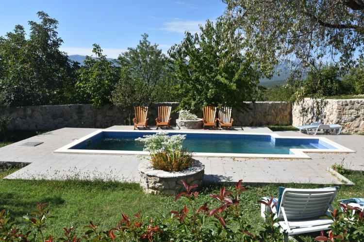 VakantiehuisKroatië - Midden Dalmatië: Villa Mirjana  [8]