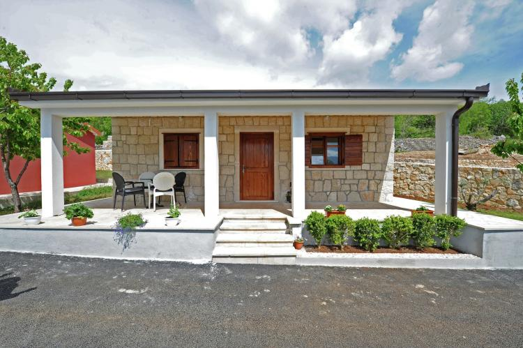 VakantiehuisKroatië - Midden Dalmatië: Villa Mirjana  [26]