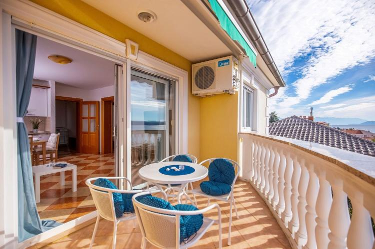 Holiday homeCroatia - Kvarner: Villa Marija 5  [15]