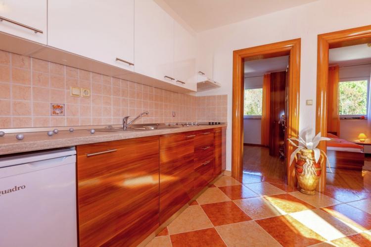 VakantiehuisKroatië - Kvarner: Villa Oleandar 6  [7]