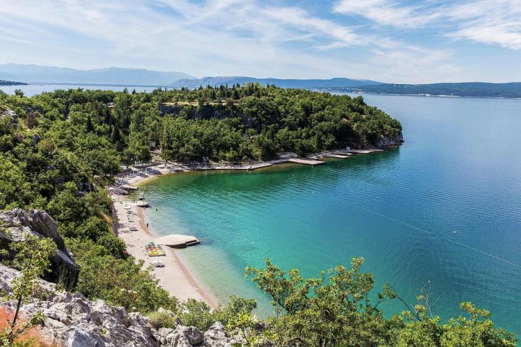 VakantiehuisKroatië - Kvarner: Villa Oleandar 6  [14]