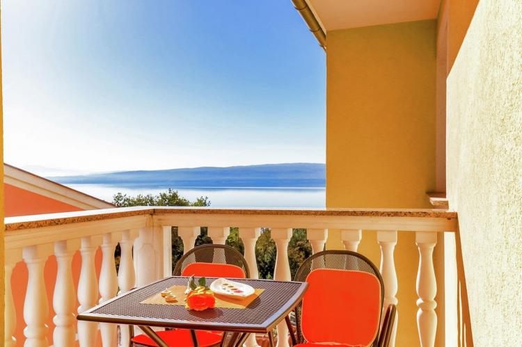 VakantiehuisKroatië - Kvarner: Villa Oleandar 6  [4]