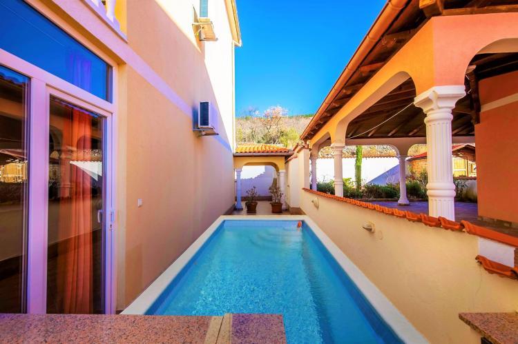 Holiday homeCroatia - Kvarner: Villa Oleandar 9  [3]