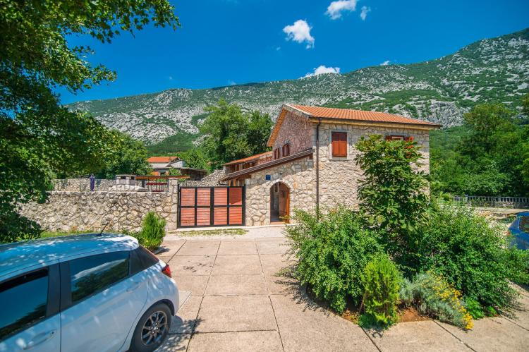 VakantiehuisKroatië - Kvarner: Villa Prelec with Private Pool  [33]