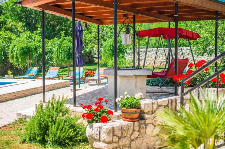 VakantiehuisKroatië - Kvarner: Villa Prelec with Private Pool  [6]