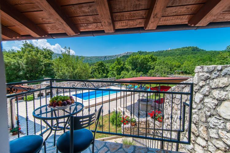 VakantiehuisKroatië - Kvarner: Villa Prelec with Private Pool  [32]