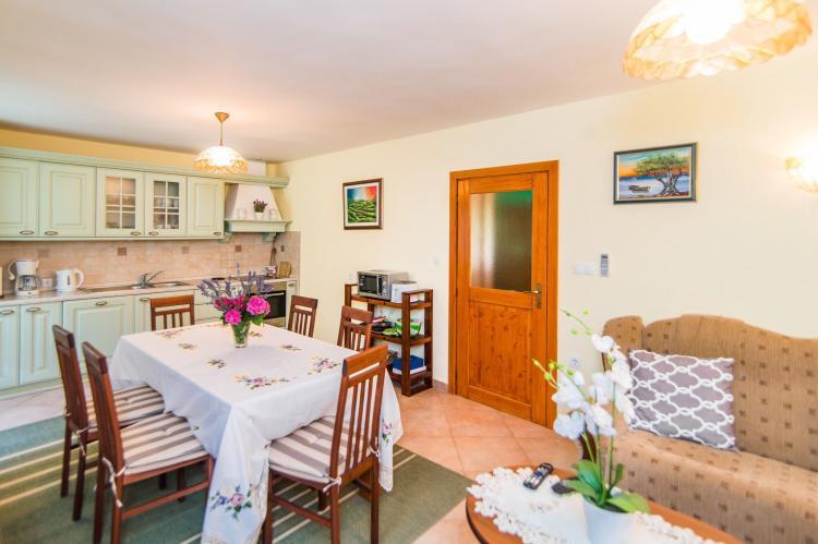 VakantiehuisKroatië - Kvarner: Villa Prelec with Private Pool  [15]