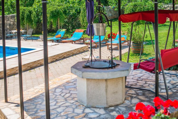 VakantiehuisKroatië - Kvarner: Villa Prelec with Private Pool  [39]