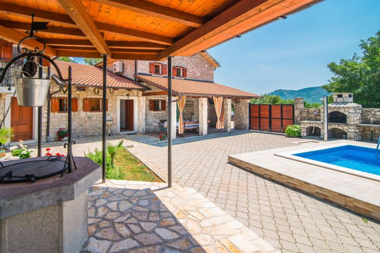 VakantiehuisKroatië - Kvarner: Villa Prelec with Private Pool  [7]