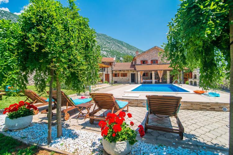 VakantiehuisKroatië - Kvarner: Villa Prelec with Private Pool  [1]