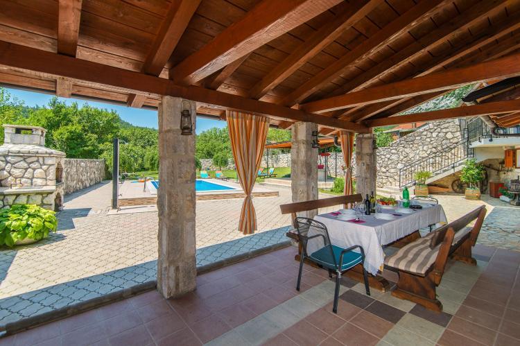 VakantiehuisKroatië - Kvarner: Villa Prelec with Private Pool  [28]