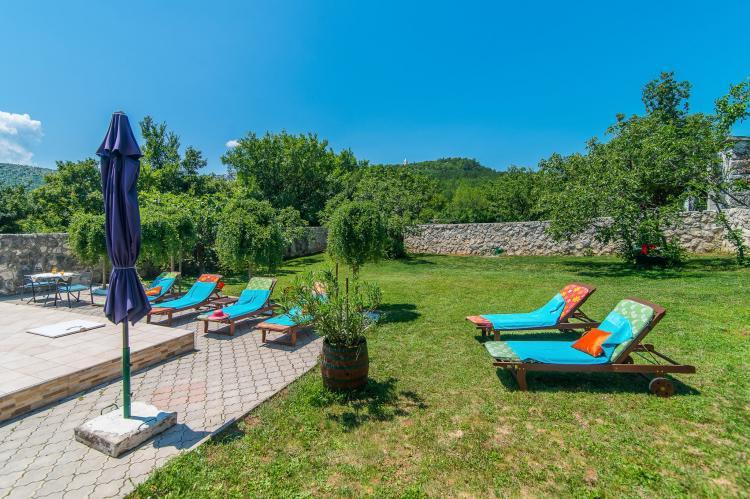VakantiehuisKroatië - Kvarner: Villa Prelec with Private Pool  [30]