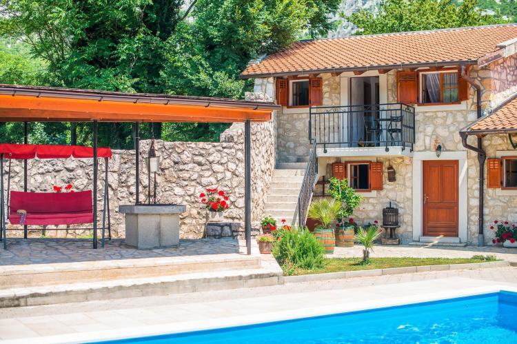 VakantiehuisKroatië - Kvarner: Villa Prelec with Private Pool  [8]